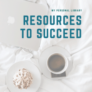 Resources to succeed at work